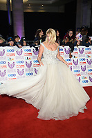 LONDON, UK. October 29, 2018: Holly Willoughby at the Pride of Britain Awards 2018 at the Grosvenor House Hotel, London.<br /> Picture: Steve Vas/Featureflash