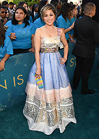 "13 May 2019 - Los Angeles, California - Cathy Shim. ""The Sun Is Also A Star"" Warner Bros World Premiere held at Pacific Theatres at The Grove. Photo Credit: Billy Bennight/AdMedia"