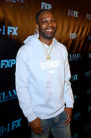 "ATLANTA, GA - FEBRUARY 26: Finis ""KY Engineerin"" White attends a screening of FX's ""Atlanta, Robbin' Season"" at Starlight Six Drive In on February 26, 2018 in Atlanta, Georgia.(Photo by Tonya Wise/FX/PictureGroup)"
