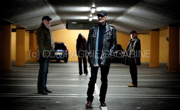 The French electronic music band Space Art, considered as pioneers and who sold 7 millions of records between 1977 and 1981 (Holland, 27/10/2012)