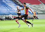 2018-08-27 / Voetbal / Seizoen 2018-2019 / KV Mechelen - Albert Quevy Mons / Cl&eacute;ment Tainmont<br /> <br /> ,Foto: Mpics