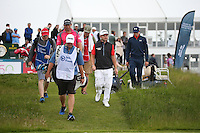 Andy Sullivan (ENG) leads off down the 10th during Round Two of the 100th Open de France, played at Le Golf National, Guyancourt, Paris, France. 01/07/2016. Picture: David Lloyd | Golffile.<br /> <br /> All photos usage must carry mandatory copyright credit (&copy; Golffile | David Lloyd)