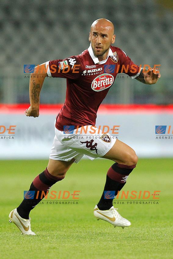 Guillermo Rodriguez Torino,<br /> Torino 25/8/2013<br /> Stadio &quot;Olimpico&quot; <br /> Football Calcio 2013/2014 Serie A <br /> Torino - Sassuolo <br /> Foto Marco Bertorello Insidefoto