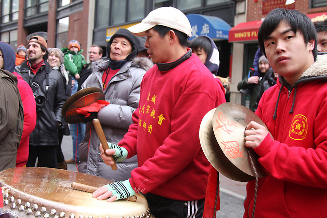 Chinese New Year's Celebration, Boston, MA