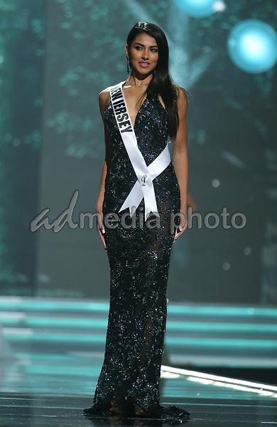 11 May 2017 - Las Vegas, Nevada -  Miss New Jersey, Chhavi Verg.  The 2017 Miss USA Preliminary Competition at Mandalay bay Event Center at Mandalay Bay resort and Casino.  Photo Credit: MJT/AdMedia