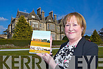 Jane O'Hea-O'Keeffe who launched her book Voices from the Great Houses ofCork and Kerry in Muckross House on Saturday ..