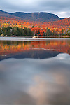Loon Lake On An Overcast Autumn Evening, Adirondack Mountains, New York