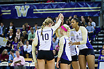Arizona vs UW Volleball 10/22/10