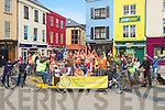 BICYCLE: Bicycle weekend in Tralee as any body with a bike could cycle from Tralee to Fenit on Sunday to mark Bicycle Week -End.................................................................... ........