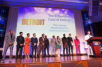 LOS ANGELES - DEC 5: Detroit cast at The Actors Fund's Looking Ahead Awards at the Taglyan Complex on December 5, 2017 in Los Angeles, California