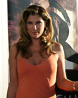 "©2004 KATHY HUTCHINS /HUTCHINS PHOTO.PREMIERE OF ""CATWOMAN"".HOLLYWOOD, CA.JULY 19, 2004..DAISY FUENTES."