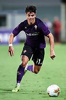 Riccardo Sottil<br /> Firenze 11/8/2019 Stadio Artemio Franchi <br /> Football friendly match 2019/2020 <br /> ACF Fiorentina - Galatasaray <br /> Foto Daniele Buffa / Image / Insidefoto