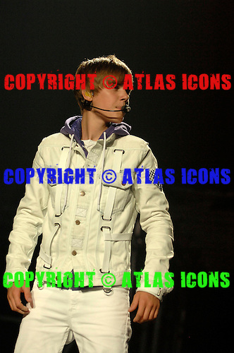 """Justin Bieber; Taping of """"Never Say Never"""" ; Movie;  Performs At Madison Square Garden; In New York;  8/31/2010.Photo Credit: Eddie Malluk/Atlas Icons.com"""