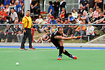 Black Sticks v Canada, Saxton Turf, Nelson, 9 December 2014<br /> Photo: Marc Palmano/shuttersport.co.nz