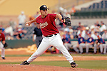 10 March 2006: Dave Borkowski, pitcher for the Houston Astros, on the mound during a Spring Training game against the Washington Nationals. The Astros defeated the Nationals 8-6 at Osceola County Stadium, in Kissimmee, Florida...Mandatory Photo Credit: Ed Wolfstein..