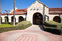 Anaheim YMCA Children's Center Stock Photo