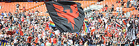 Washington D.C. - February 7, 2015: D.C. United 2014 season player's recap, at RFK Stadium.