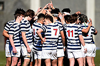 Otago Boys, during the 1st XV South Island Final rugby match between Otago Boys High School 1st XV and Nelson College 1st XV at Littlebourne in Dunedin, New Zealand on Saturday, 31 August 2019. Photo: Joe Allison / lintottphoto.co.nz