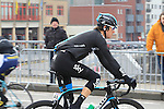 Geraint Thomas (WAL) Sky Procycling before the start of the 56th edition of the E3 Harelbeke, Belgium, 22nd  March 2013 (Photo by Eoin Clarke 2013)