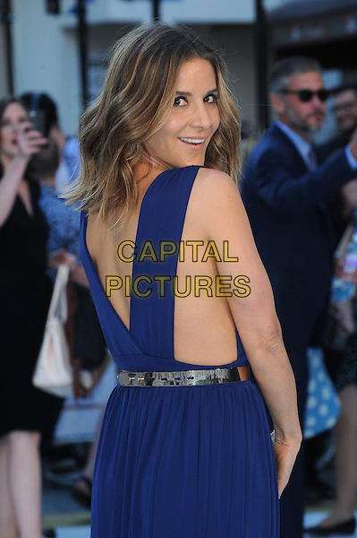 LONDON, ENGLAND - JUNE 30: Amanda Byram attends the European Premiere of Magic Mike XXL at Vue West End on June 30, 2015 in London, England.<br /> CAP/BEL<br /> &copy;Tom Belcher/Capital Pictures