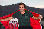 Federer And Wawrinka - Federer Wins The All Swiss Final