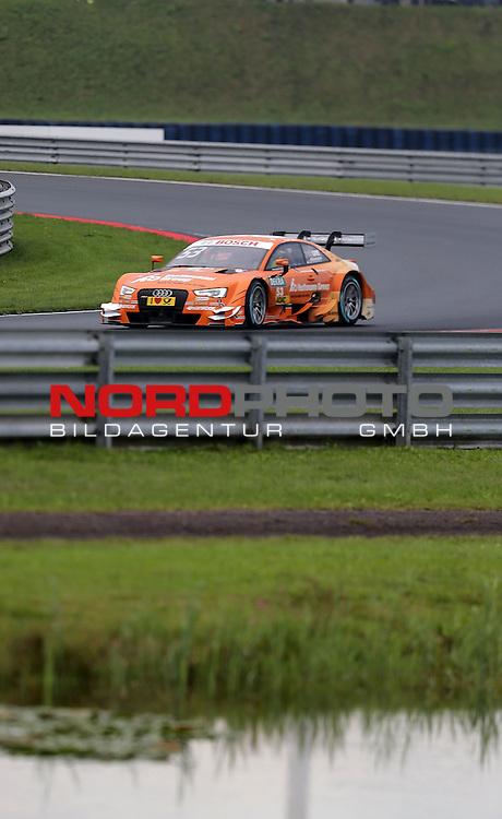DTM 2015, 07.Lauf Oschersleben, 11.09. - 13.09.15 <br /> Jamie Green (GBR#53) Audi Sport Team Rosberg Audi RS 5 DTM <br /> <br /> <br /> <br /> <br /> <br /> Foto &copy; nordphoto /  Bratic