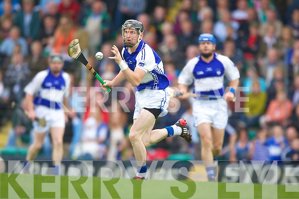 Kilmoyley v Saint Brendans in the AIB Senior Hurling County Championship Final ay Austin Stack Park, Tralee on Sunday.