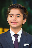 "Neel Sethi<br /> European premiere of ""The Jungle Book"" <br /> BFI IMAX, London"