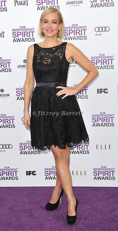 Penelope Ann Miller at the 2012 Film Independent Spirit Awards held at Santa Monica Beach, CA. February 25, 2012