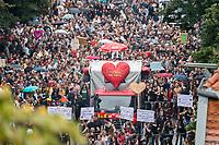 2018/08/25 Berlin | Zug der Liebe