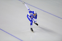 SCHAATSEN: Calgary: Essent ISU World Sprint Speedskating Championships, 28-01-2012, 1000m Heren, Mika Poutala (FIN), ©foto Martin de Jong
