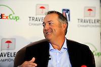 2014 Travelers Championship Media Day 4/29/2014
