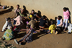 TANZANIA Mara, Tarime, village Masanga, region of the Kuria tribe who practise FGM Female Genital Mutilation, temporary rescue camp of the Diocese Musoma for girls which escaped from their villages to prevent FGM / TANSANIA Mara, Tarime, Dorf Masanga, in der Region lebt der Kuria Tribe, der FGM weibliche Genitalbeschneidung praktiziert, temporaerer Zufluchtsort fuer Maedchen, denen in ihrem Dorf Genitalverstuemmelung droht, in einer Schule der Dioezese Musoma