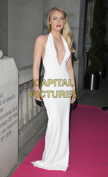LONDON, ENGLAND - OCTOBER 02: Camilla Kerslake attends the Inspiration Awards For Women 2014, Cadogan Hall, Sloane Terrace, on Thursday October 02, 2014 in London, England, UK. <br /> CAP/CAN<br /> &copy;Can Nguyen/Capital Pictures