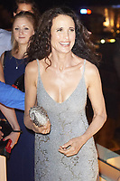 03 August 2017 - Palma, Spain - Andie MacDowell attends the Remus Lifestyle Night 2017. Photo Credit: PPE/face to face/AdMedia