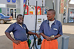 Gas Station Attendants At Vuma Gas Station