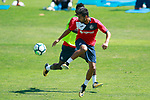 Getafe's Angel Rodriguez during training session. September 12,2017.(ALTERPHOTOS/Acero)