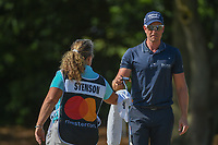 Henrik Stenson (SWE) after sinking his putt on 1 during round 3 of the Arnold Palmer Invitational at Bay Hill Golf Club, Bay Hill, Florida. 3/9/2019.<br /> Picture: Golffile | Ken Murray<br /> <br /> <br /> All photo usage must carry mandatory copyright credit (&copy; Golffile | Ken Murray)