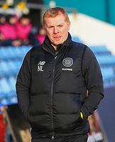 1st December 2019; Global Energy Stadium, Dingwall, Highland, Scotland; Scottish Premiership Football, Ross County versus Celtic; Celtic Manager Neil Lennon arrives for the match - Editorial Use