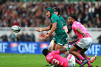 Benson Stanley of Pau  during the Top 14 match between Pau and Stade Francais at  on September 30, 2017 in Pau, France. (Photo by Manuel Blondeau/Icon Sport)