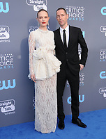 11 January 2018 - Santa Monica, California - Kate Bosworth. 23rd Annual Critics' Choice Awards held at Barker Hangar. <br /> CAP/ADM/BT<br /> &copy;BT/ADM/Capital Pictures