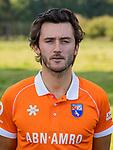 BLOEMENDAAL - Arthur van Doren (Bldaal) . Heren I van HC Bloemendaal , seizoen 2019/2020.   COPYRIGHT KOEN SUYK