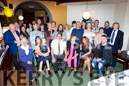 Ann Ahern Castlemaine celebrated her 70th birthday with her family and friends in Griffins bar Castlemaine on Saturday night