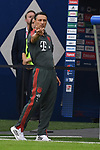 15.08.2018,  GER; FBL, Testspiel, Hamburger SV vs FC Bayern Muenchen ,DFL REGULATIONS PROHIBIT ANY USE OF PHOTOGRAPHS AS IMAGE SEQUENCES AND/OR QUASI-VIDEO, im Bild Trainer Nico Kovac (Bayern) an der Seitenlinie Foto © nordphoto / Witke *** Local Caption ***
