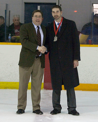 Saint Joseph's High School Hockey 2008-2009. 4A State Championship..