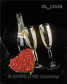 Interlitho, Alberto, VALENTINE, photos, heart of roses, champ(KL15588,#V#)