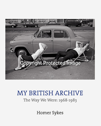 My British Archive, The Way We Were: 1968-1983.  &pound;30-00 including p&amp;p in the UK. <br />
