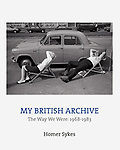 My British Archive, The Way We Were: 1968-1983. Published by Dewi Lewis Publishing. Same size, weight and price as Once a Year. 168 pages. Advance order early price just £25-00 including p&p https://goo.gl/Gma7Ph  in the UK ,4 December ready for Christmas.