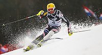 ZAGREB, CROACIA, 06 JANEIRO 2013 - COPA DO MUNDO DE ESQUI ALPINO - O competidor Ivica Kostelic da Croacia durante a competicao de Slalom Gigante para homens durante a Copa do Mundo de Esqui Alpino em Zagreb na Croacia, neste domingo, 06/01/2013. (FOTO: PIXATHLON / BRAZIL PHOTO PRESS).