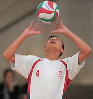 121129 Volleyball - North Island Secondary Schools Championships